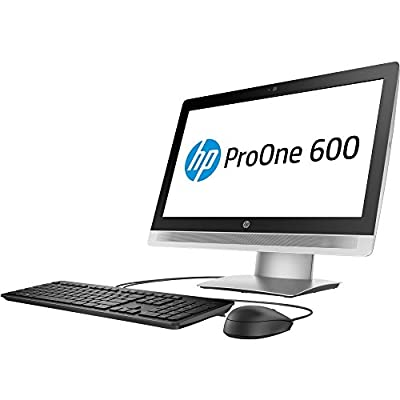 "HP ProOne Y2P39UT#ABA 21.5"" All-in-One Desktop(Black/Silver)"