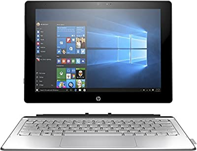 "HP Spectre x2 12?a001dx 2-in-1 12"" Touch-Screen Laptop - Wi-Fi + 4G LTE - Intel Core m3 - 4GB - 128GB SSD - Natural Silver (Certified Refurbished)"