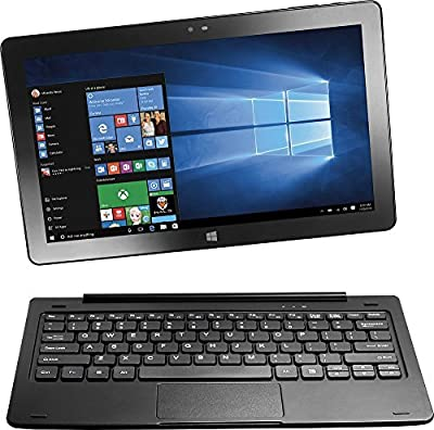 Insignia Flex Touchscreen NS-P11W7100 11.6-Inch 32GB 2in1 Tablet/Laptop with Keyboard Ful HD 1920x1080 Bluetooth Windows 10