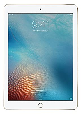 iPad Pro MLMQ2CL/A (MLMQ2LL/A) 9.7-inch (32GB, Wi-Fi, Gold) 2016 Model