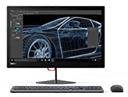 "Lenovo All-in-One Computer ThinkCentre X1 (10KE001FUS) Intel Core i5 6200U (2.30 GHz) 8 GB DDR4 256 GB SSD 23.8"" Windows 10 Pro 64-Bit"
