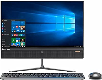"Lenovo Ideacentre AIO 510 21.5"" All-in-one - Intel Core G4560T Dual-Core, 16GB DDR4 Memory, 2TB 7200 RPM HDD, Intel HD Graphics 610, DVD Burner, 21.5"" Frameless LED Backlit LCD, Full HD, Windows 10"