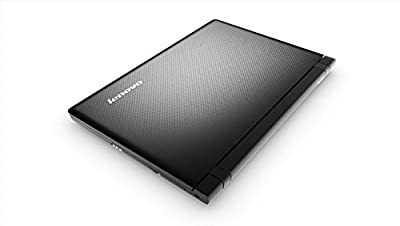 Lenovo IdeaPad 15.6 inch HD Laptop (Intel Dual-Core Celeron N3060 2.16 GHz Processor, 4GB RAM 500GB HDD, DVD RW, Bluetooth, Webcam, WiFi, HDMI, Windows 10) Black