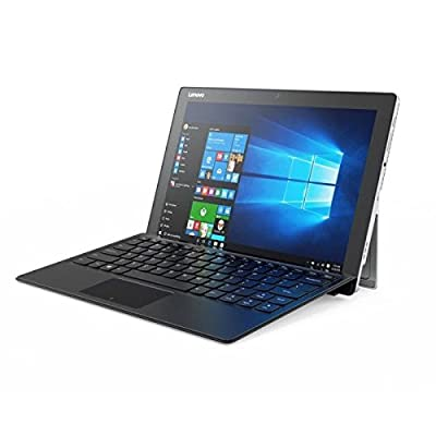 Lenovo IdeaPad Miix 510-12ISK 80U1006EUS 12.2-inch 2-in-1 Tablet (2.30 GHz Intel Core i5-6200U, 8 GB RAM, 256 GB SSD, Windows 10 Pro 64-bit)