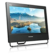 "Lenovo ThinkCentre M73z 20"" All-in-One Desktop PC - Intel Core i5-4570S 2.9GHz, 6GB, 500GB HDD, DVD, Webcam, Windows 10 Pro (Certified Refurbished)"
