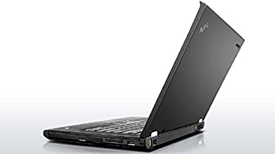 Lenovo ThinkPad T430 14-Inch Laptop Computer (Intel Dual Core i5 3.3 GHz Processor, 8GB Memory, 320GB HDD, WiFi, Webcam, DVD, Windows 10 Pro 64 Bit)(Certified Refurbished)