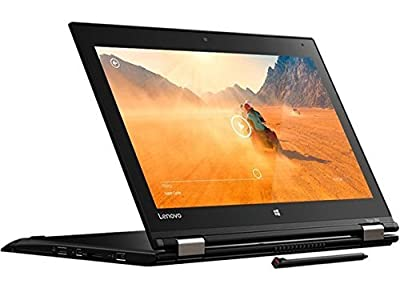 "Lenovo Thinkpad Yoga 260 Business 2-in-1 12.5"" FHD IPS Touchscreen Laptop, Intel Dual-core i5-6200U 2.3GHz, 8GB DDR4, 240GB SSD, Webcam, Bluetooth, HDMI, WIFI, USB 3.0, Windows 10 Professional"