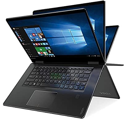 "Lenovo Yoga 710-15 - 15.6"" FHD Touch - Core i5-7200U - 8GB Ram - 256GB SSD - Black"