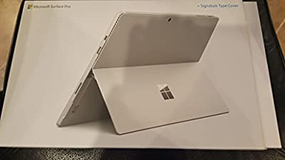 "Microsoft Surface Pro 4 - 12.3"" - 128GB - Intel Core m3 - Bundle with Keyboard ,Silver"