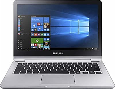 "Newest Samsung Spin 2-in-1 13.3"" Full HD Touchscreen Flagship High Performance Laptop PC 
