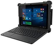 Rugged 2-in-1 Tablet / Laptop - FLEX10A Windows 10 Professional with Keyboard