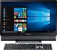 "Samsung All-in-One 24"" FHD Touchscreen Widescreen LED Display Desktop 