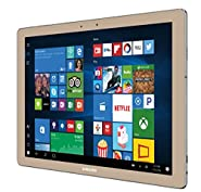 Samsung Galaxy TabPro S SM-W700NZDBXAR 12in 256GB SSD Tablet (Gold)