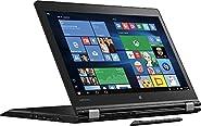 "Thinkpad Yoga 14 2-in-1 20FY0002US - Black (14"" Touchscreen, i5-6200U 2.3GHz, 8GB RAM, 256GB SSD, 720p Camera, Bluetooth 4.0, NVIDIA Graphics, Windows 10)"