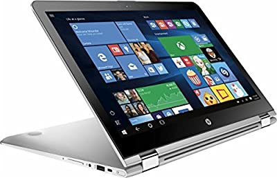 "Top Performance HP Envy x360 15.6"" 2-in-1 FHD IPS 1080p Touchscreen Premium Laptop 