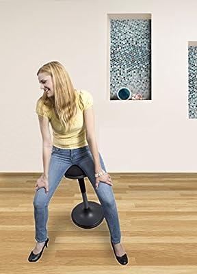 Uncaged Ergonomics Sit Actively, Standing Desk Stool