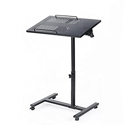 UNICOO - Height Adjustable Laptop Cart 03+105