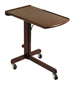 Winsome Adjustable Lap Top Cart Adjustable