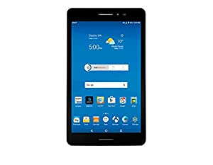 "ZTE Trek 2 8"" tablet HD K88 AT&T 16GB Wifi 4G-LTE Android 6.0 (Marshmallow)"